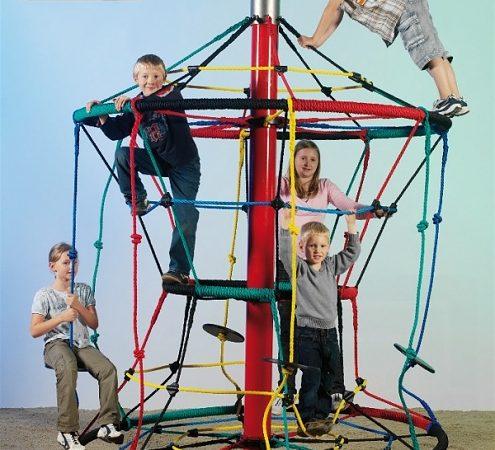 Ullmann derhbare Kletterpyramide H= 3,0m