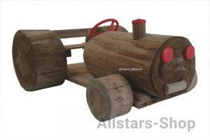 Allstars Spielplatz Traktor aus Holz
