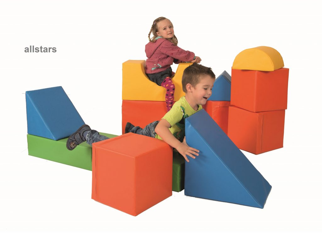 b nfer softbausteine bausteine bausteinsatz 12 tlg maxi. Black Bedroom Furniture Sets. Home Design Ideas