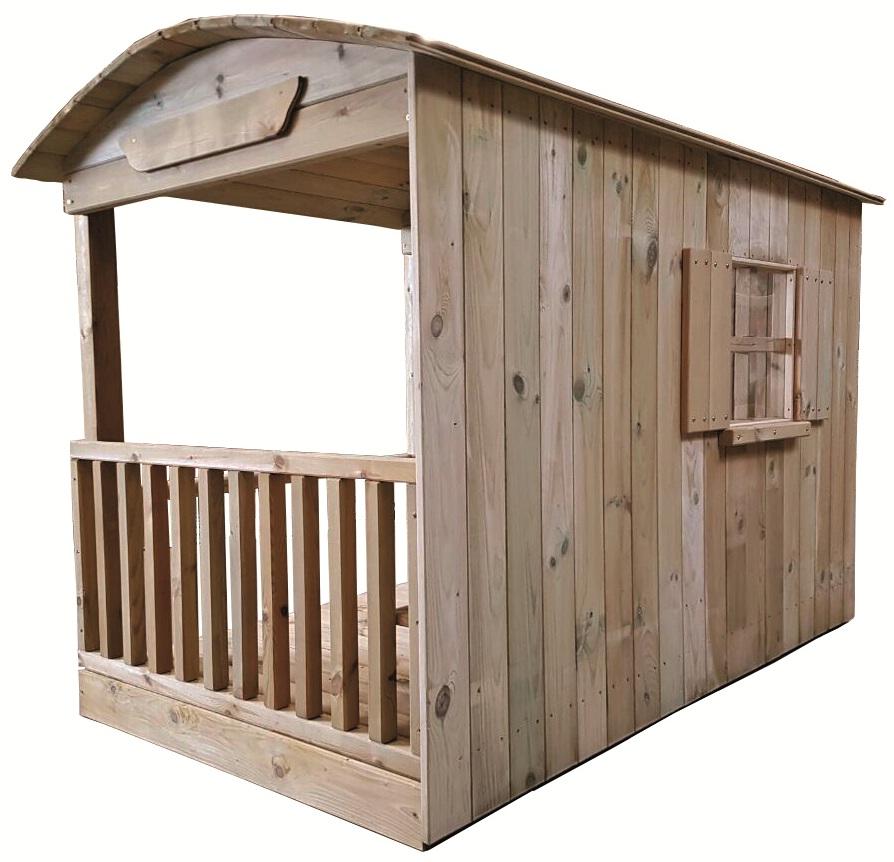 Allstars Ponystall Holz Spielhaus Kinderhaus Für öffentlichen