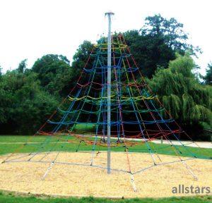 HUCK Kletterpyramide Super-Climb Maxi