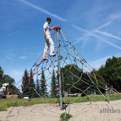HUCK KLetterpyramide Super-Climb Midi