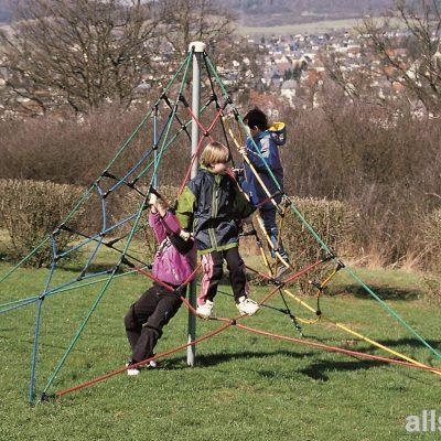 HUCK Kletterpyramide Super-Climb Mini