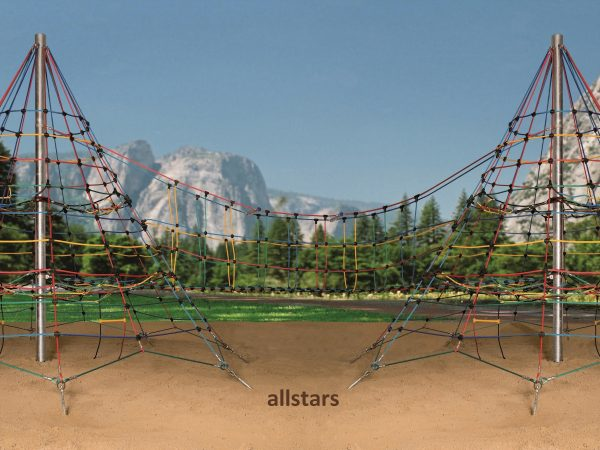 Klettergerüst Pyramide : Hally gally spogg karussell große kletterpyramide klettergerüst