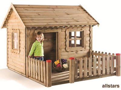 Spielhäuser & Spielzelte