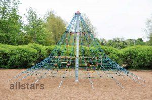 HUCK Kletterpyramide Cheops-Pyramide Midi