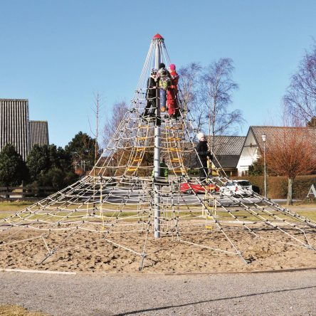 Huck Cheops-Pyramide Maxi STP Kletterpyramide