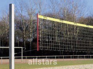 HUCK Volleyballnetz mit Stahleinlage