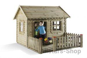 """Allstars Spielhaus """"Lucas"""" aus Holz"""
