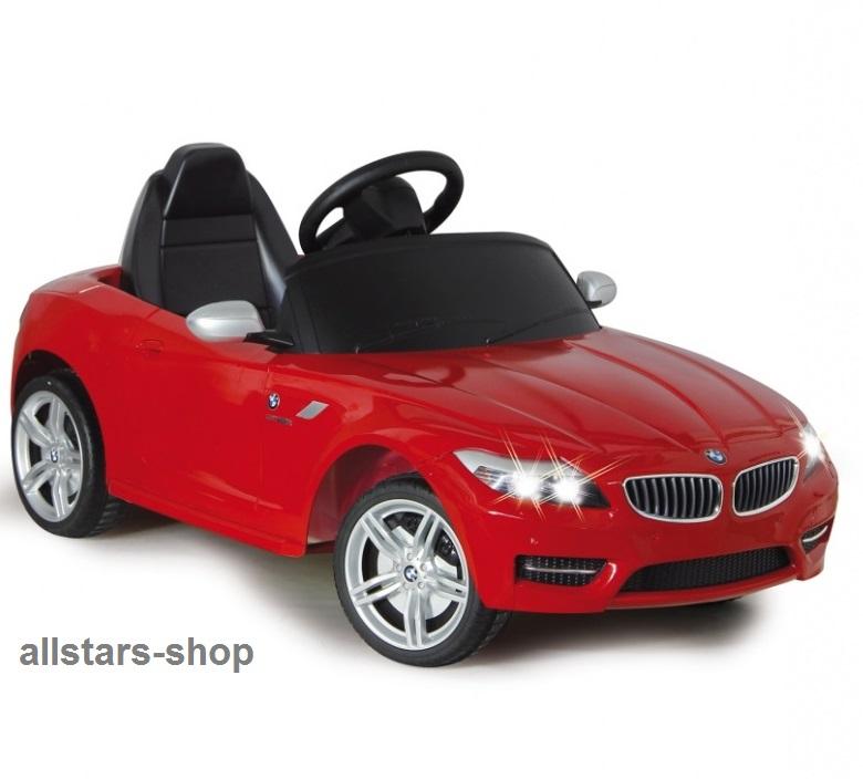 jamara kinder auto elektroauto bmw z4 ride on car mit e. Black Bedroom Furniture Sets. Home Design Ideas