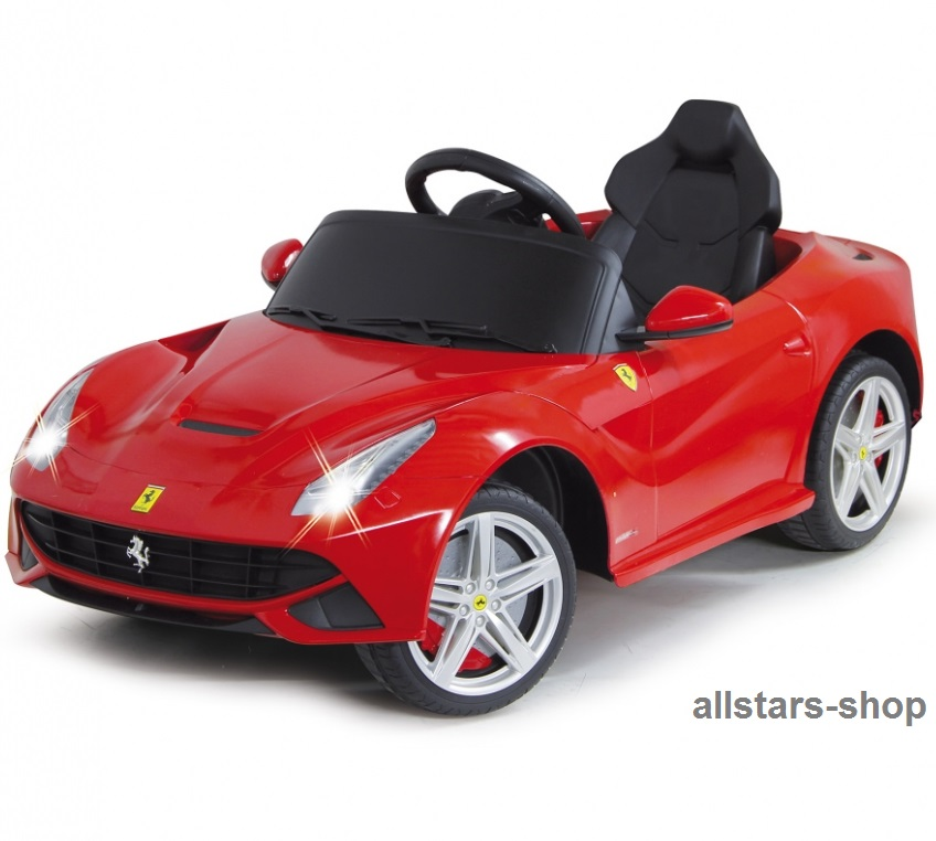 jamara kinder auto elektroauto ferrari f12 berlinetta ride. Black Bedroom Furniture Sets. Home Design Ideas