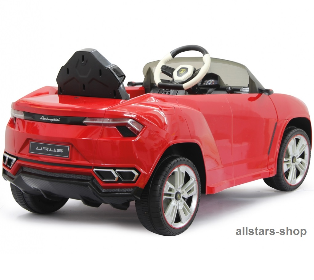 jamara kinder auto elektroauto lamborghini urus 2 4 ghz. Black Bedroom Furniture Sets. Home Design Ideas