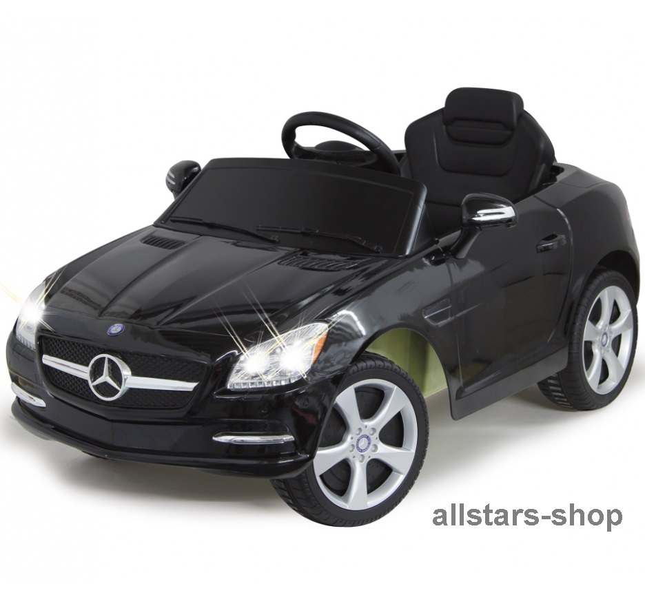 jamara kinder auto elektroauto mercedes slk ride on car. Black Bedroom Furniture Sets. Home Design Ideas