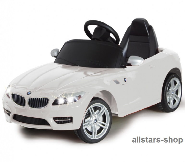 jamara kinder auto elektroauto bmw z4 ride on car mit e. Black Bedroom Furniture Sets. Home Design Ideas