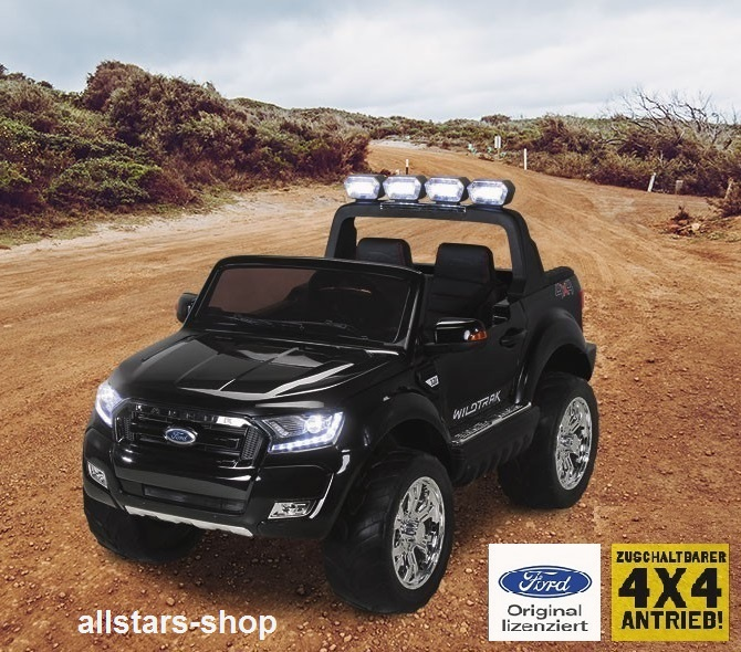 actionbikes kinderauto ford ranger kinder e auto 2 sitzer. Black Bedroom Furniture Sets. Home Design Ideas