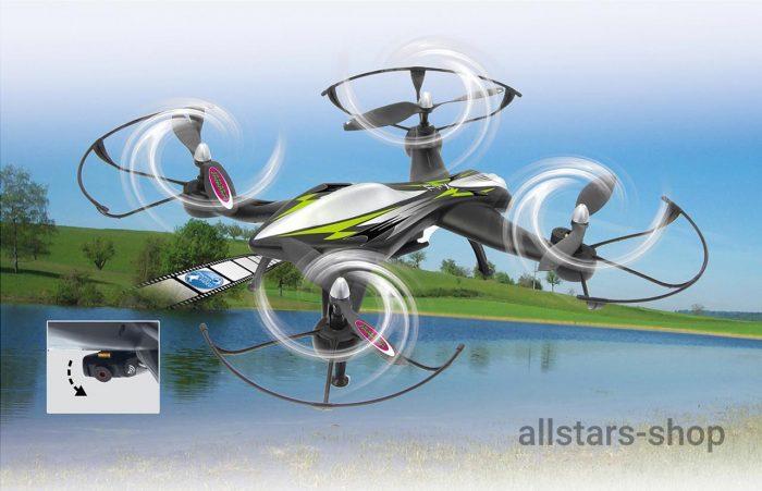 F1X Altitude Drohne FPV Wifi Kompass Flyback Turbo