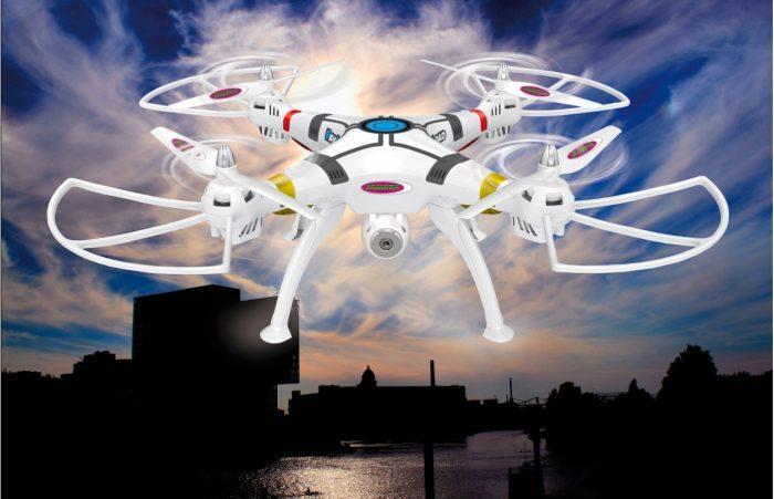 Jamara Payload Altitude Drohne HD FPV Wifi Kompass Flyback