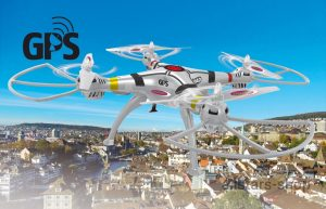 Jamara Payload GPS Drone Altitude Coming Home