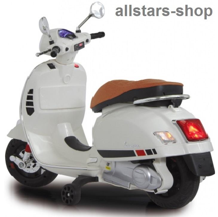 jamara kinder motorroller ride on vespa motorrad scooter. Black Bedroom Furniture Sets. Home Design Ideas