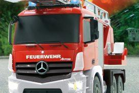 amara Feuerwehr mit Drehleiter