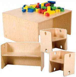 Sitzgruppen, Bänke & Tische