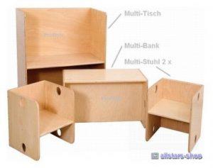 KiGa Tische, Bänke & Stühle
