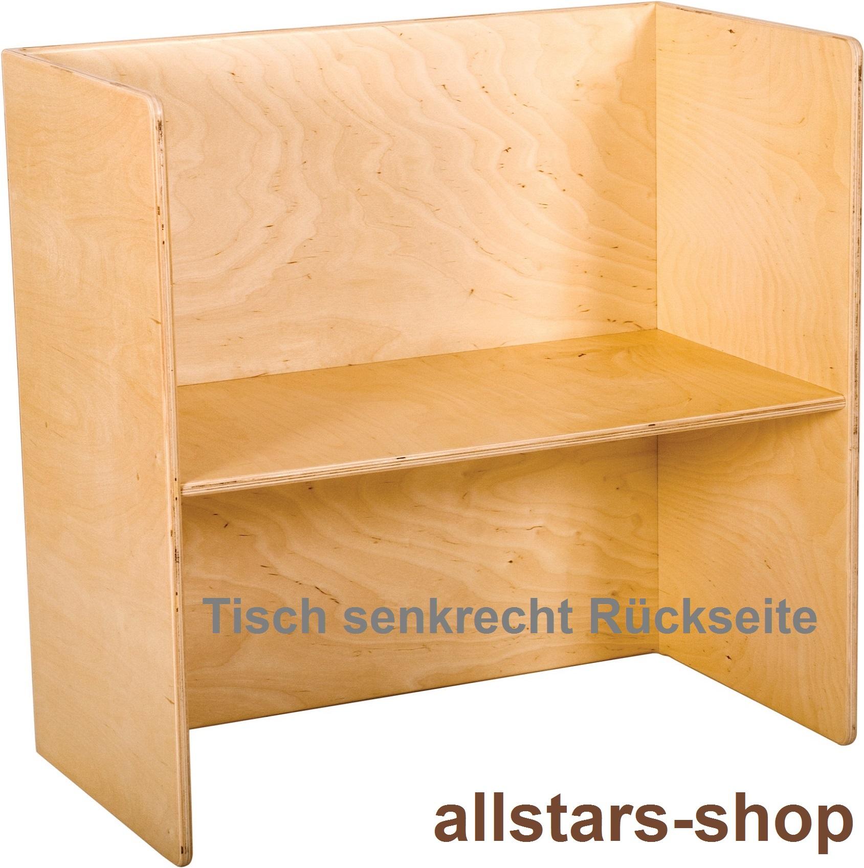 Allstars Wandelbare Kindermöbel Tisch Bank 2 Stühle