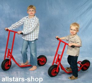 Kinderroller, Roller