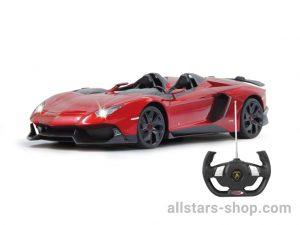 Lamborghini Aventador J rot metallic mit Fernbedienung