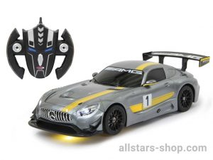 Mercedes-AMG GT3 transformable grau