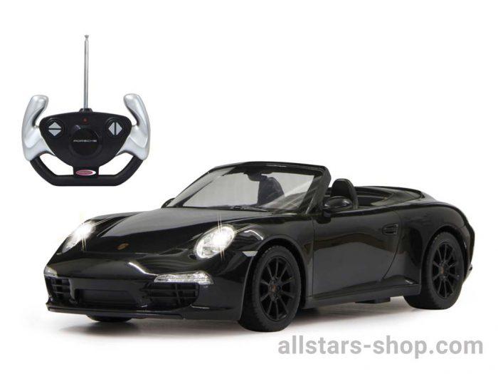 Porsche 911 Carrera S 1:12 schwarz