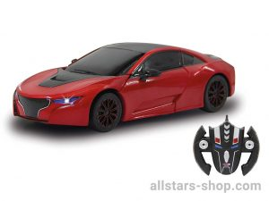 Robicar 1:14 transformable rot