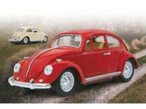 Jamara VW-Kaefer-1-18-RC-Diecast-Rot