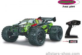 Akron Monstertruck 1:10 BL 4WD Lipo 2,4GHz Wheelybar von Jamara