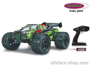 Akron Monstertruck 1:10 BL 4WD Lipo 2,4GHz Wheelybar von Jamara