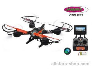 Jamara Loky FPV Drone LCD Screen Kompass Flyback Turbo