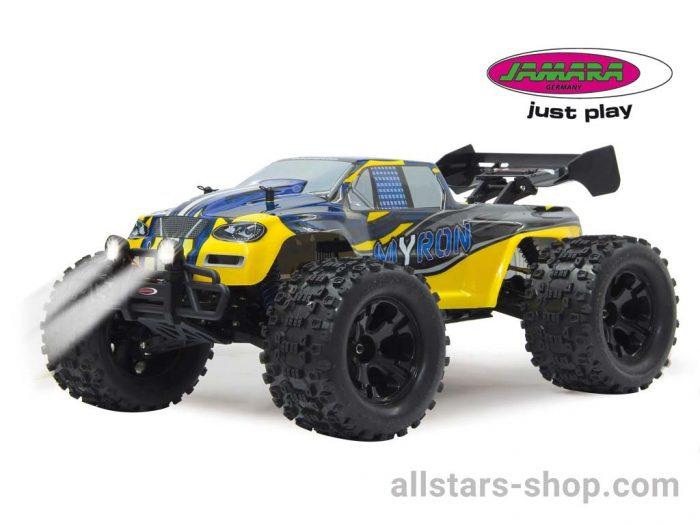 Myron Monstertruck 1:10 BL 4WD Lipo 2,4GHz LED