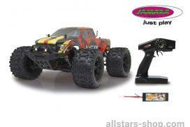 Nightstorm Monstertruck 1:10 BL 4WD Lipo 2,4GHz LED