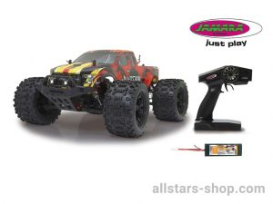 Nightstorm Monstertruck 1:10 BL 4WD Lipo 2,4GHz LED
