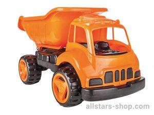 Sandkastenauto Dump Truck XL orange