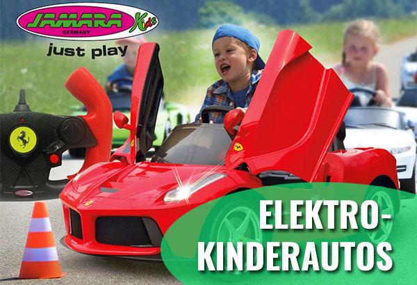 Elektro-Kinderfahrzeuge