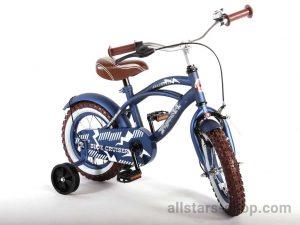 "Dino Wheels Kinderfahrrad 12 Zoll ""Blue Cruiser"""