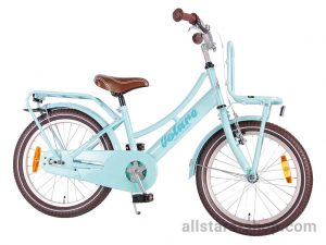 """Dino Wheels Kinderfahrrad """"Excellent """" 18 Zoll Minze-Blau"""