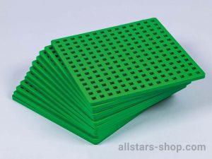 Plus-Plus Mini Platten Grün