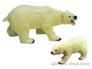 Allstars Spielfiguren 2 Eisbären