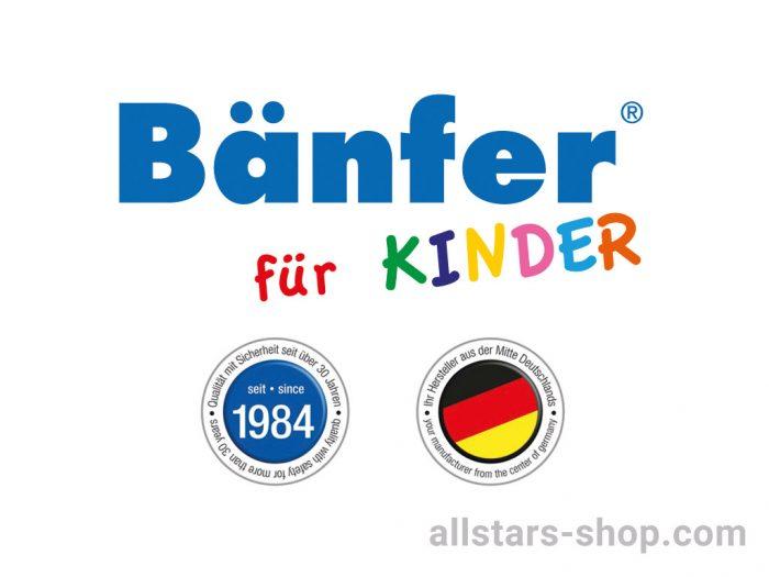 Logo Baenfer fuer Kinder