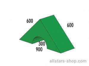 Baenfer-Bausteinsatz-Dreieck-mit-Ausschnitt-600x600x900