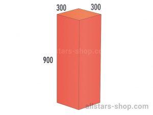 Baenfer Bausteinsatz Quader 900x300x300