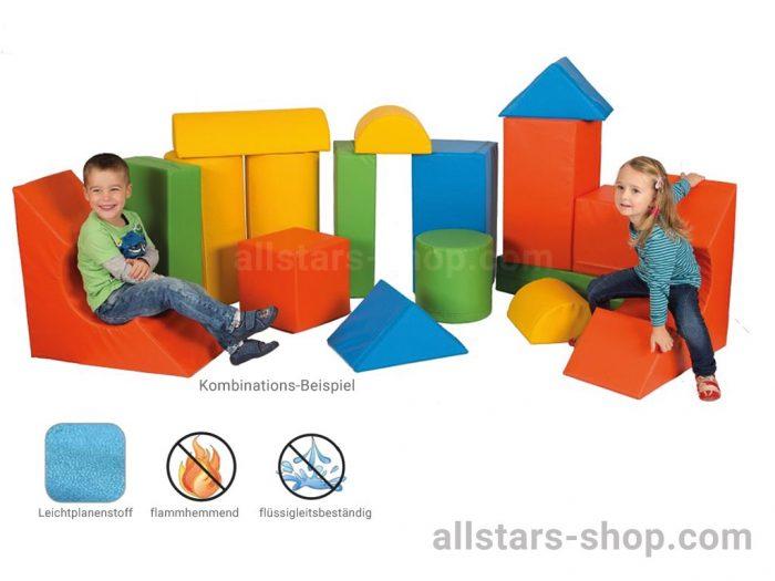 Baenfer Kids Bausteine Kombinationsbeispiel