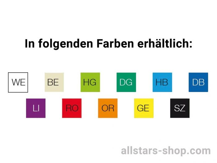 Bänfer Schutzpolster Farben